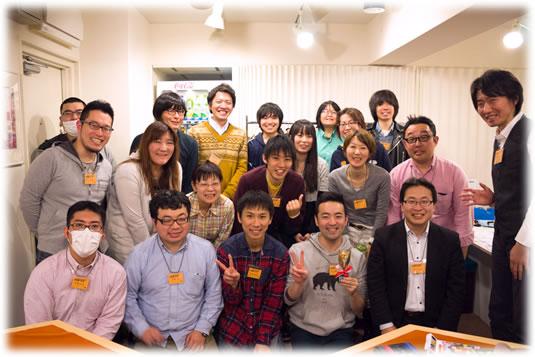 2015.3.28 ドミニオン覚えたて大会:記念撮影