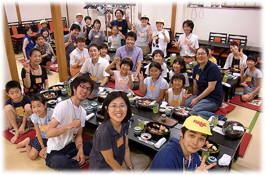 2015-07-26 親子お寿司ゲーム会 記念撮影