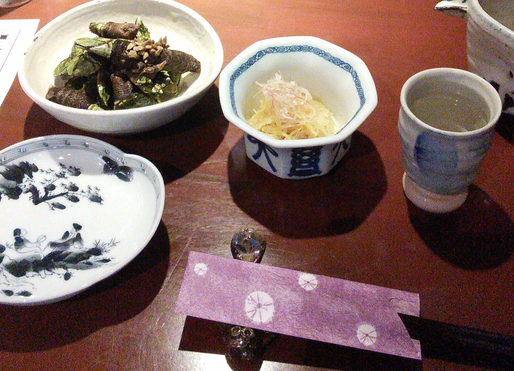 素麺瓜亀の手