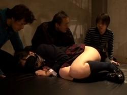 JK輪姦 -嗚咽- - エロ動画 アダルト動画(1)