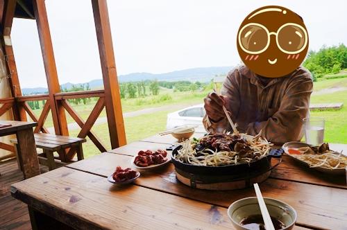 ジンギスカン③