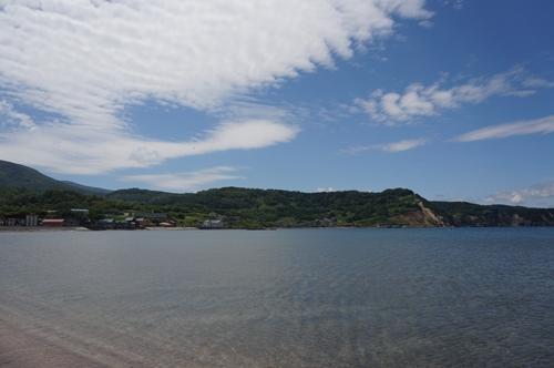 塩谷の海⑪