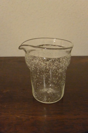 夏のガラス