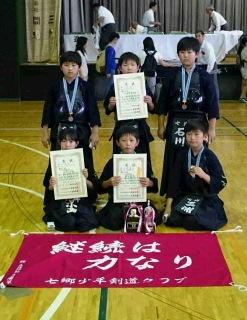 第42回仙台市選抜少年剣道大会