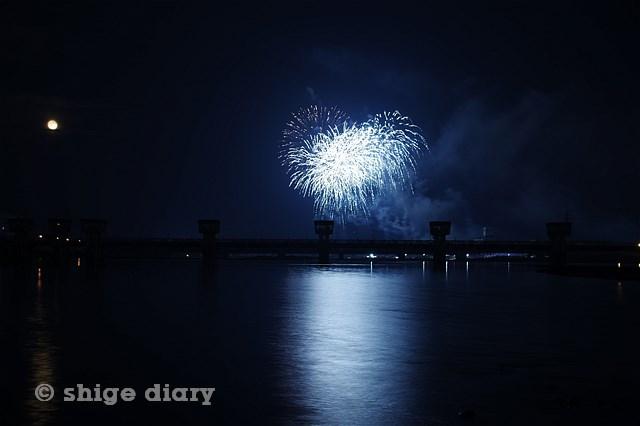 酒匂川花火2015