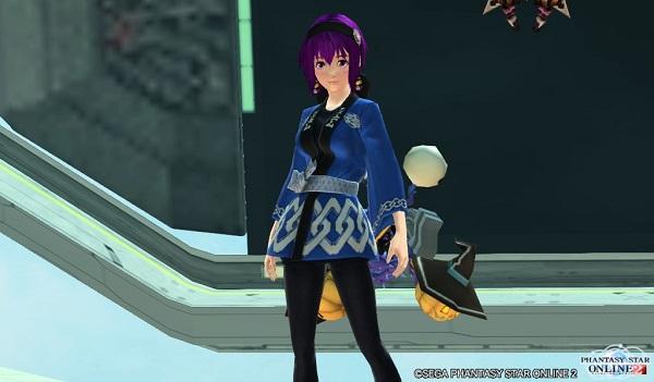 お祭り紫帆