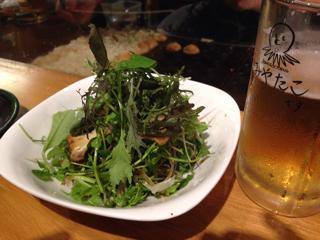 香草サラダ