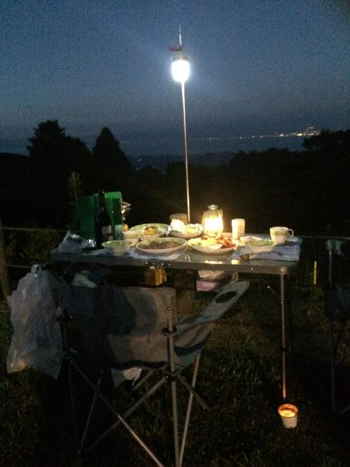 赤水公園 テーブル2
