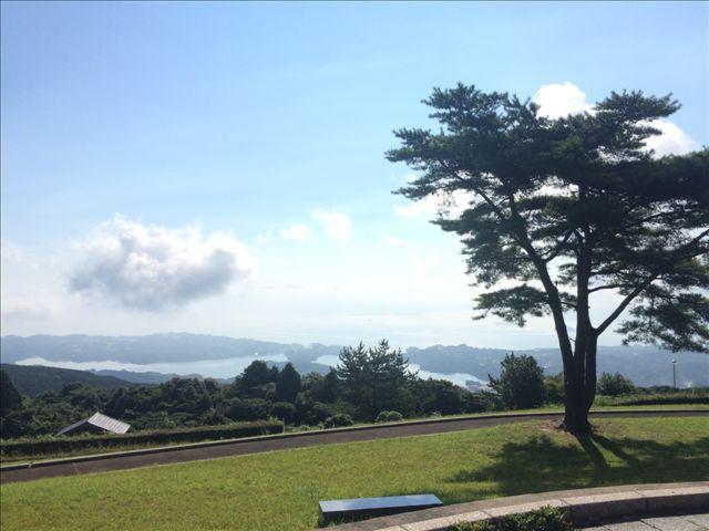赤水公園 大村湾