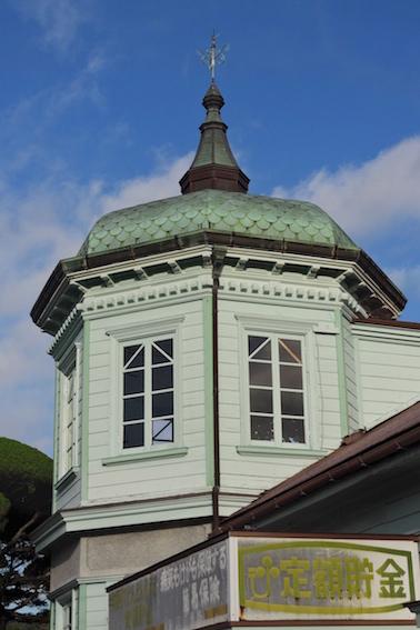 旧殿居郵便局舎.2