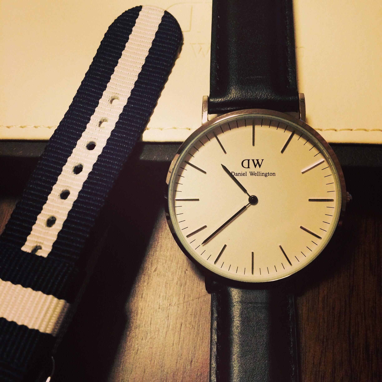 ダニエルウェリントン 時計 メンズ  DanielWellington Watch