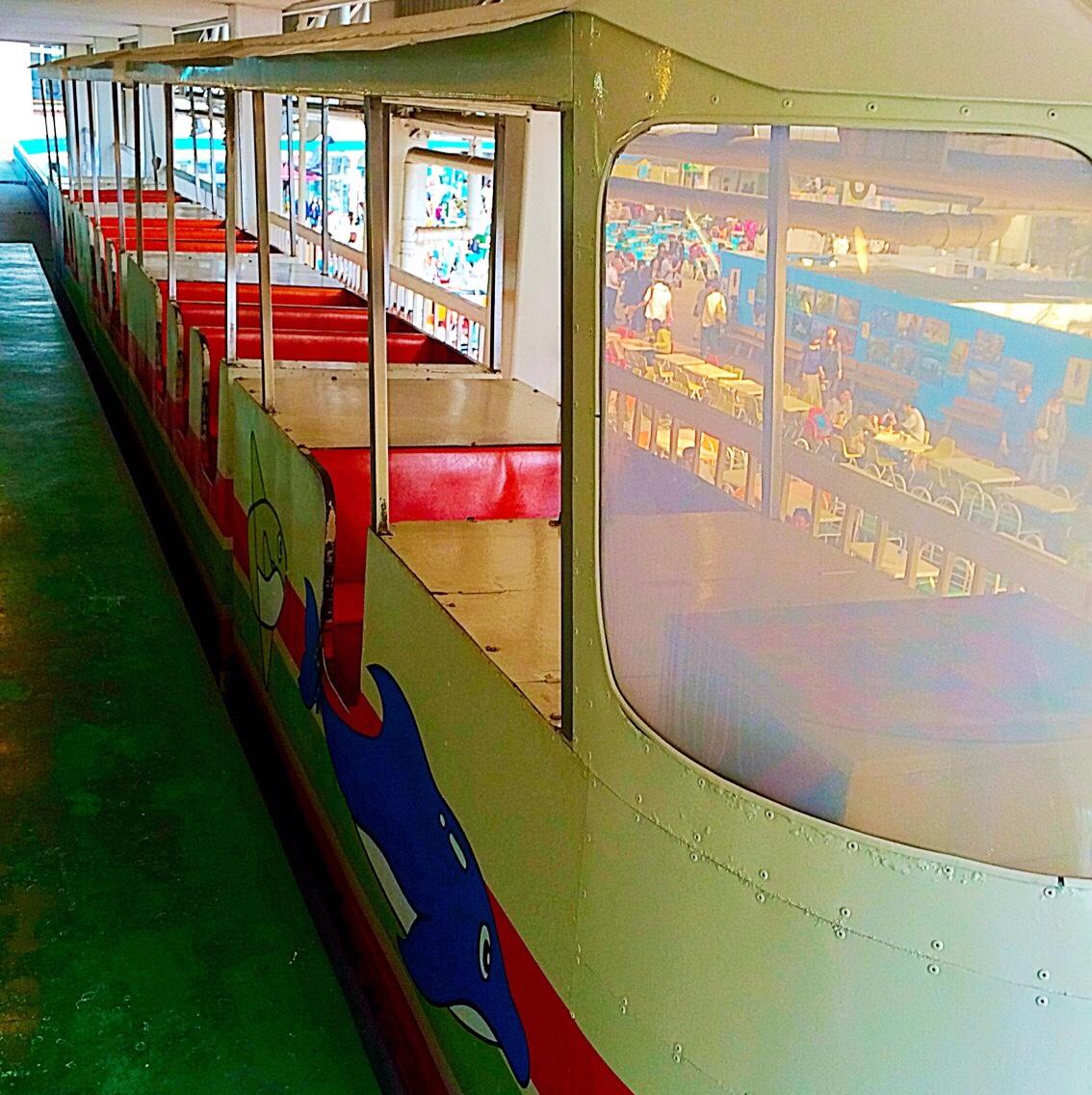 マリンピア松島水族館 モノレール