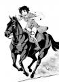 ヴィフィータと馬
