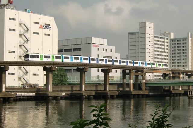 東京モノレール 新型車両 10000形