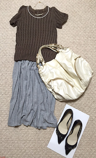 「JGコレクション」のプリーツスカートです