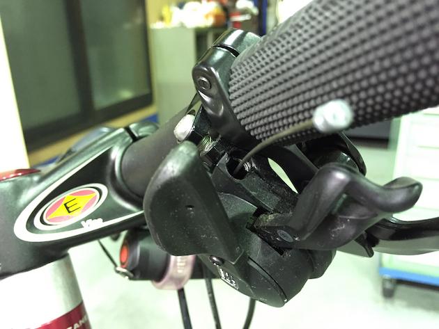 自転車の 自転車 ギヤ ワイヤー 交換 : それにしても、シマノの ...