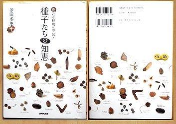 美しくも楽しい種子の本
