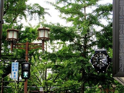 街角の腕時計南船場界隈downsize