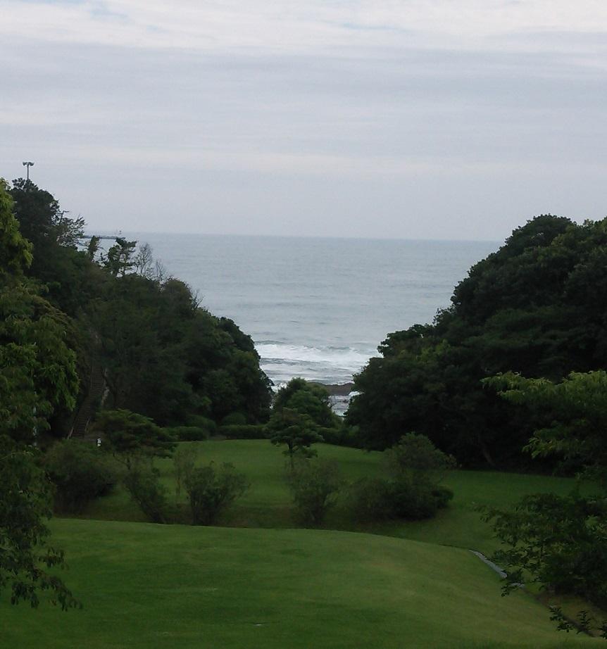⑫三崎公園風景1