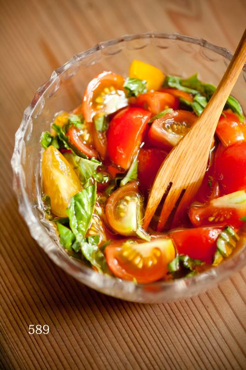 めんつゆトマト