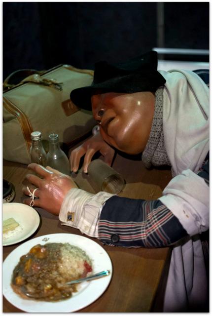 青森県 青森市 観光 青森港港湾文化交流施設 青函連絡船 メモリアルシップ 八甲田丸 ジオラマ展