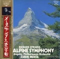 メータアルプス交響曲