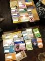 竹内さん図書館カード
