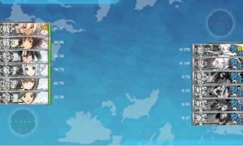5-2珊瑚諸島沖ボス戦任務達成