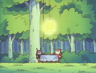 アンパンマンとほたる姫