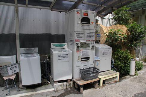 京都ホワイトホテル洗濯機_H27.06.06撮影
