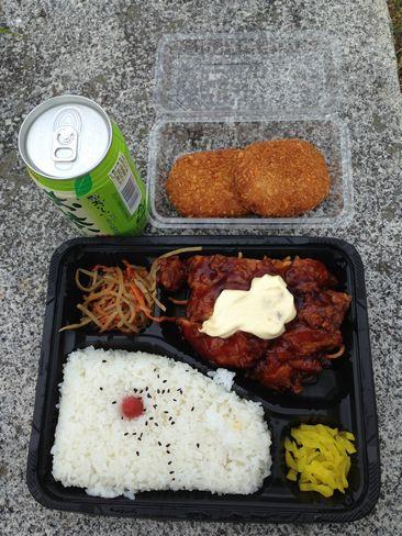... 京都で一番安い250円弁当~元気