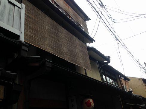 先斗町の町屋_H27.07.08撮影