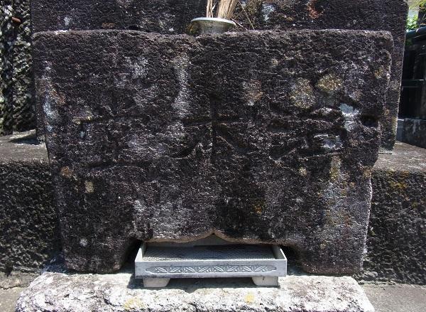 和田啓十郎墓 (2)