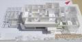 岩切の家2階模型