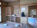 岩切の家家具造作1