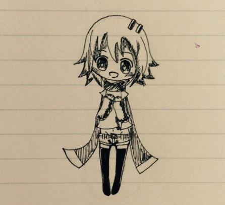 桜衣 モノトーン