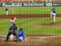 14.9.21 マエケンVS三浦