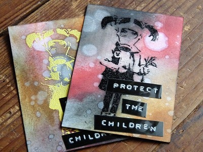 ATC 「Protect the children」