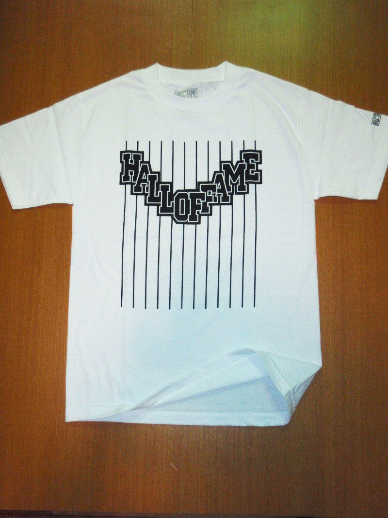 HALL OF FAME 2015 TEE Tシャツ STREETWISE ストリートワイズ 神奈川 湘南 藤沢 スケート ファッション ストリートファッション ストリートブランド