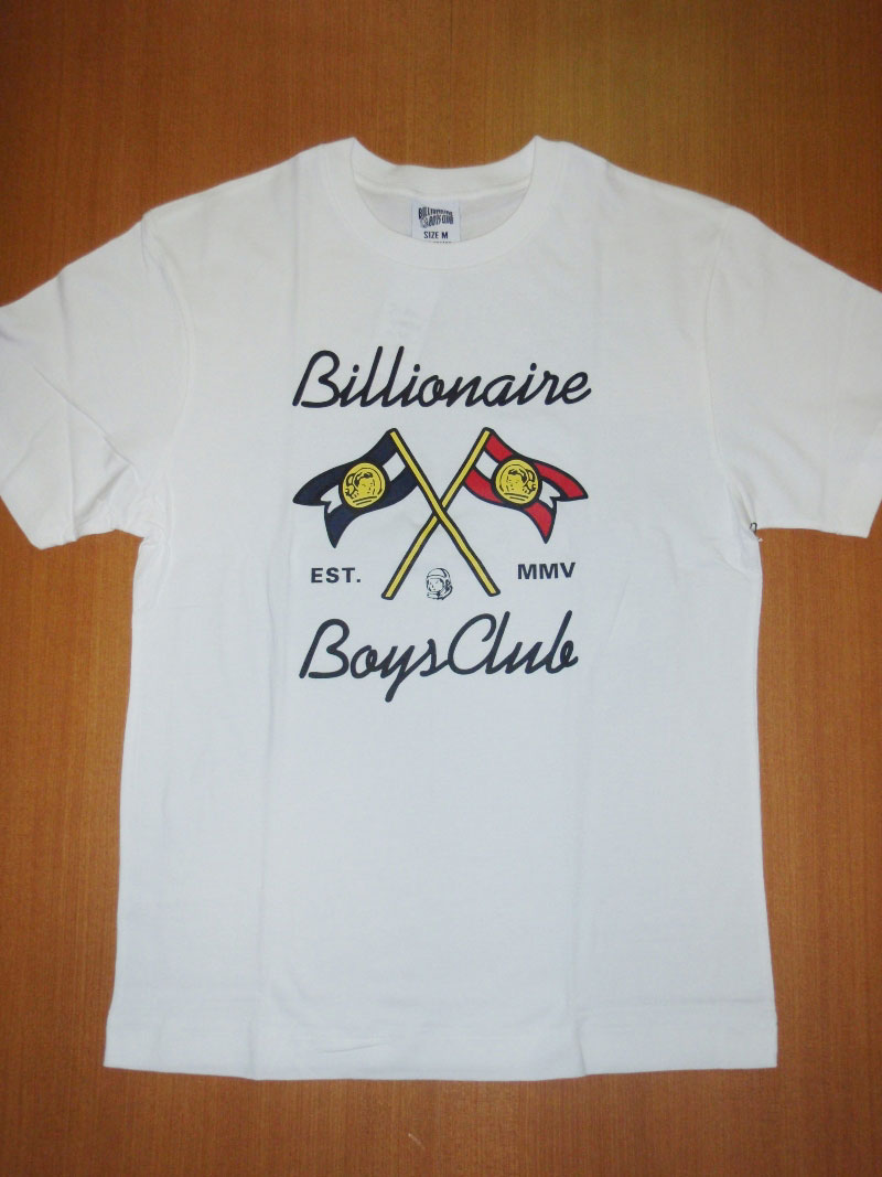 BillionaireBoysClub Summer 2015 Tee Tシャツ STREETWISE ストリートワイズ 神奈川 湘南 藤沢 スケート ファッション ストリートブランド ストリートファッション