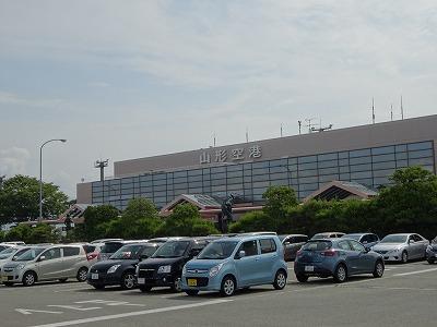 山形空港 2