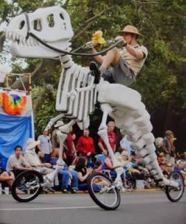 恐竜のバイク02