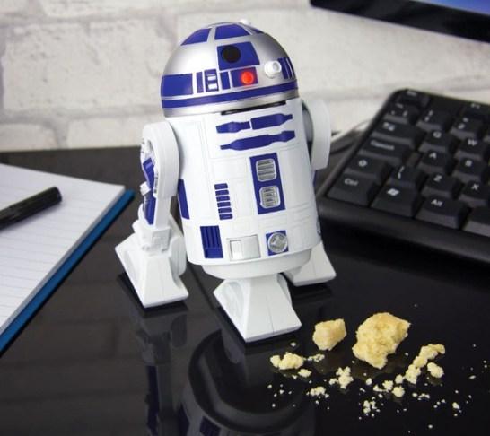 R2-D2のUSBデスクトップの掃除機