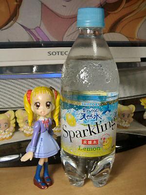 南アルプス天然水レモン 001