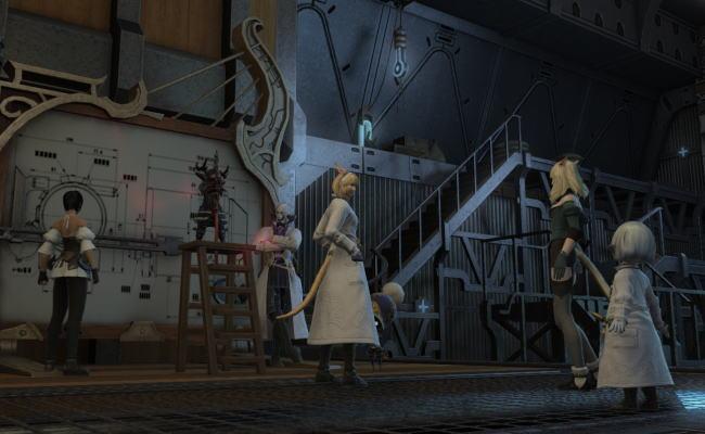 ひまわりと地下工房6