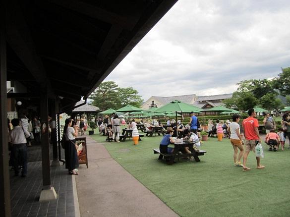 道の駅 川場