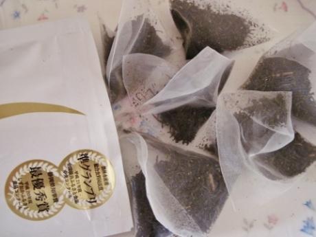静岡やぶきた100%で脂肪吸収を抑える!安心製法の国産ダイエットプーアル茶【荒畑園・茶流痩々】
