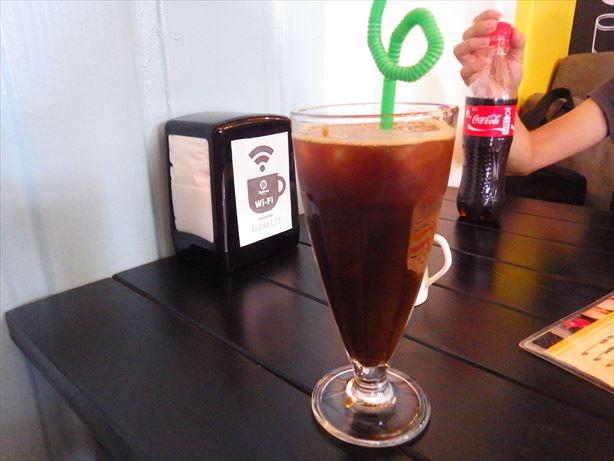 キルギスのおしゃれカフェ! (8)