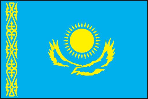 カザフスタン国旗
