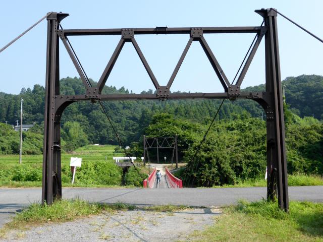 松坂つり橋1